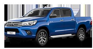 Toyota Hilux - Concessionaria Toyota Napoli