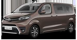 Toyota Proace Verso - Concessionaria Toyota Napoli