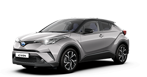 Toyota C-HR - Concessionaria Toyota Napoli