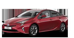 Toyota Prius - Concessionaria Toyota Napoli