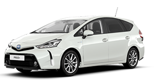 Toyota Prius+ - Concessionaria Toyota Napoli