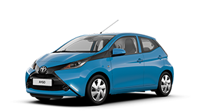Toyota AYGO - Concessionaria Toyota Napoli