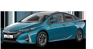 Toyota Nuova Prius Plug-in - Concessionaria Toyota Napoli