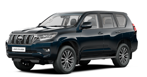 Toyota Land Cruiser - Concessionaria Toyota Napoli