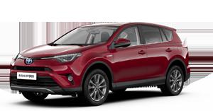 Toyota RAV4 - Concessionaria Toyota Napoli