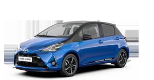 Toyota Yaris - Concessionaria Toyota Napoli