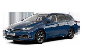 Toyota Auris Touring Sports - Concessionaria Toyota Napoli