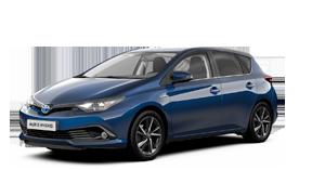 Toyota Auris - Concessionaria Toyota Napoli